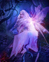 White Fairy by LuLebel