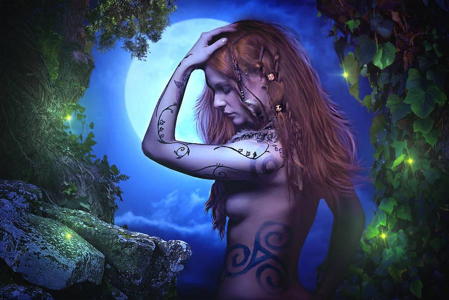 Boudica by LuLebel