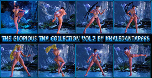 THE GLORIOUS TNA COLLECTION VOL.2 by Khaledantar666