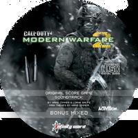 Modern Warfare 2 Sndtrack cd.b by JoeyRex
