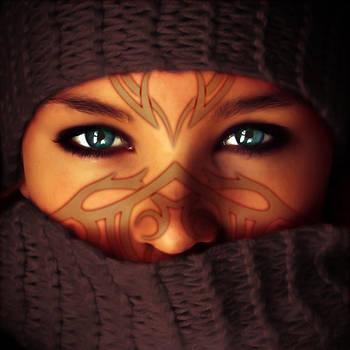 Beauty.VS.Threat by Monation