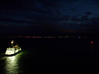 Floating light by parkash