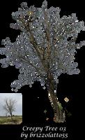 Creepy Tree 03 by Brizzolatto55