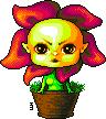 Angry Flower by Mafaldista