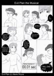 Evil Plan the Musical by ElyssaJM