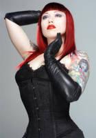 Chastity with Red Hair by neuFleisch