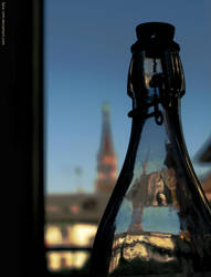 Through the bottle by sara-nmt