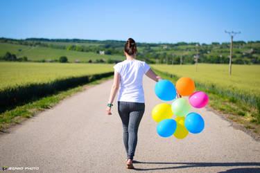 Balloons by andika0