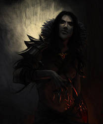 Darkness come tonight by NelaTheFairy