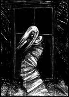she's afraid of the... by Derrewyn