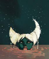bad moon rising by Derrewyn