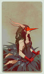 I'll be your scapegoat by Derrewyn
