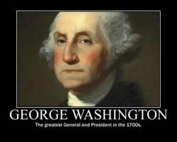 George Washington by Balddog4