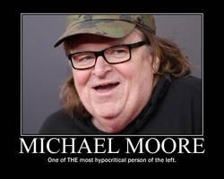 Michael Moore by Balddog4