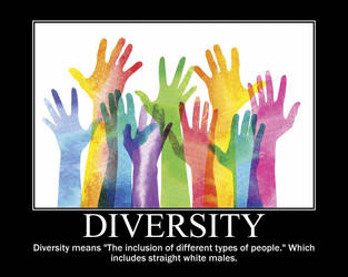 Diversity by Balddog4