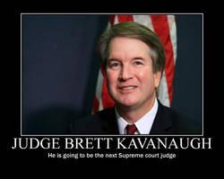 Judge Brett Kavanaugh by Balddog4