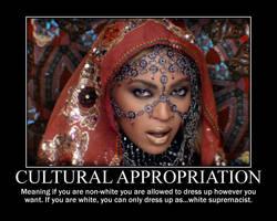 Cultural Appropriation by Balddog4