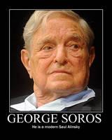 George Soros by Balddog4