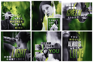 141 - Green Light by sylvador123