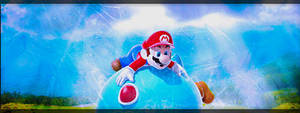 Super Mario Galaxies Sig by two-e-one