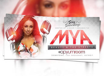 Mya Flyer by CandieC