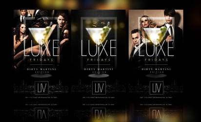 Luxe Flyer Designs by CandieC
