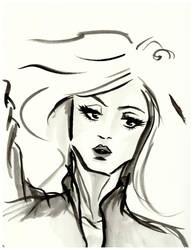 Watercolor by Cinnalynn