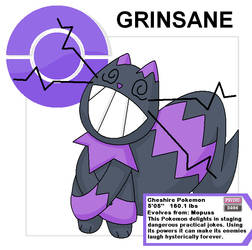 Grinsane old by Cerulebell