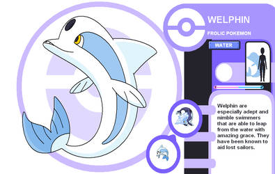 Welphin by Cerulebell