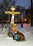 EuroMaidan rallies in Ukraine, Kiev, 10th december by mariakovalchuk