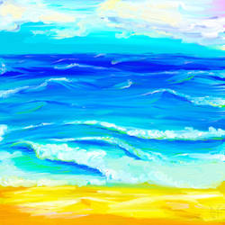 My Black Sea by mariakovalchuk