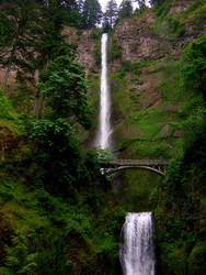 STOCK- Columbia River Gorge 4a by AmethystUnderwood