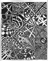 Art homework by Squeener