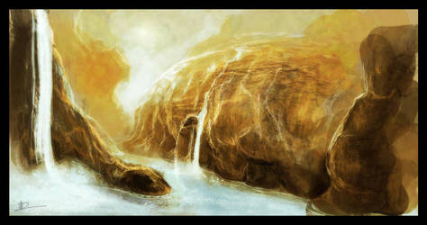 Speed painting 01 by Elsouille