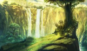 The Great Tree by JonasDeRo