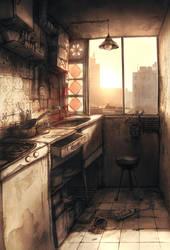Dwelling by JonasDeRo
