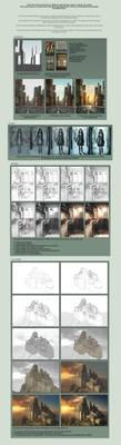 Workflow and Techniques by JonasDeRo