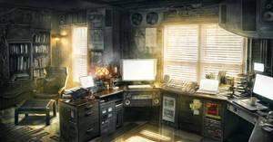 Office Days by JonasDeRo