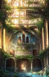 Sanatorium by JonasDeRo