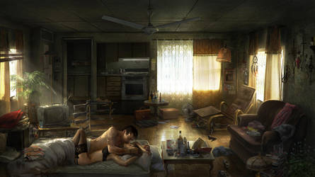 Sunday Morning by JonasDeRo