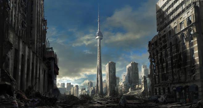 Toronto Ruins by JonasDeRo