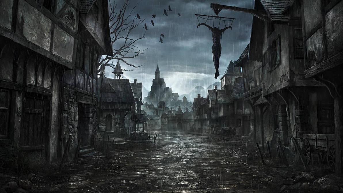 The Dark Ages by JonasDeRo