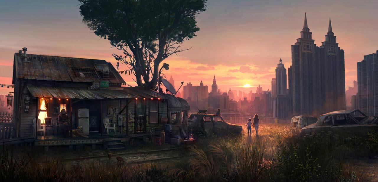 A Place Called Home by JonasDeRo