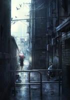 Rain by JonasDeRo