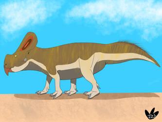 Dinovember Day 12 by DinoBirdMan