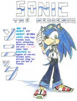 Sonic the Hedgehog - Age 25 by Yangyang24