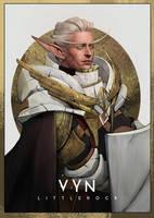 VYN by littlerockrosehip