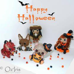 Happy Halloween   by Oz-Iris