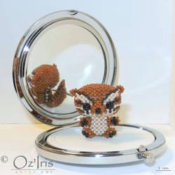 Alvin, the squirrel by Oz-Iris
