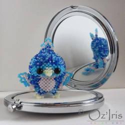 Bluebel, the bird by Oz-Iris